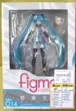マックスファクトリー「figma 初音ミク」を売って頂きました!
