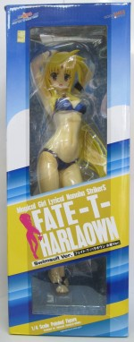 「リリカルなのはStrikerS 『フェイト・T・ハラオウン』 水着Ver. (1/4スケール)」買取りいたしました!