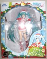 「初音ミク Project DIVA F 2nd SPMフィギュア 『初音ミク クリスマス』 」買い取らせて頂きました!