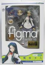 figma 「涼宮ハルヒの憂鬱 『鶴屋さん 文化祭メイドver.』」を売っていただきました!