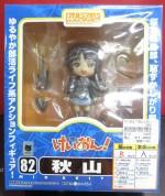 グッスマ「けいおん! ねんどろいど 『秋山澪』」を買い取らせて貰いました!