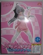 這いよれ!ニャル子さんW 「PMフィギュア 『ピンクメイドVer. ニャル子』」を売って頂きましたよ!
