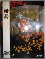 アルター「朧村正 《 紺菊 》 」を買取りさせて貰いましたー!