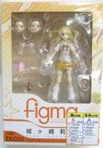 figma『 デレマス「城ヶ崎莉嘉」 ワンフェス2013夏&ONLINE SHOP限定』を売って貰いました!