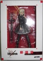アルター「Fate/hollow ataraxia 『黒セイバー ドレスVer.』 」を売って貰いました。