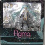 マックスファクトリー「figma 『初音ミク Append ver.』」を買取りさせて貰いました!